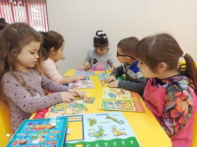 8-ма група - ДГ №9 Приказка - Детска градина в град Търговище