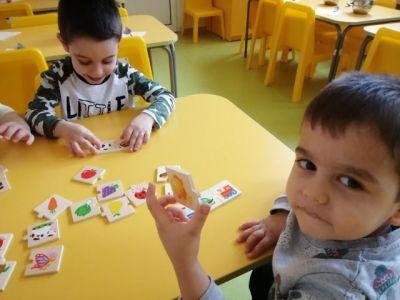 2-ра група - ДГ №9 Приказка - Детска градина в град Търговище