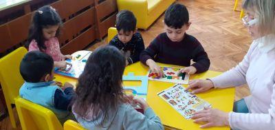 4-та група с. Лиляк - ДГ №9 Приказка - Детска градина в град Търговище